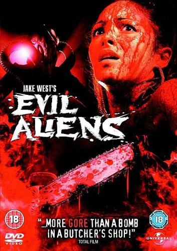 Evil Aliens [DVD]