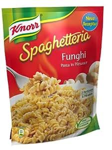 Knorr Spaghetteria  Funghi Pasta in Pilzsauce, 5er Pack (5 x 500 ml)