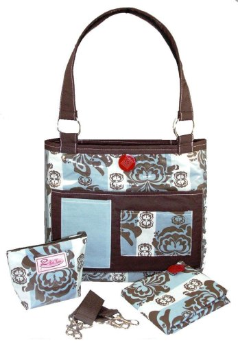 2 Red Hens Whole Roost Seymore Diaper Bag