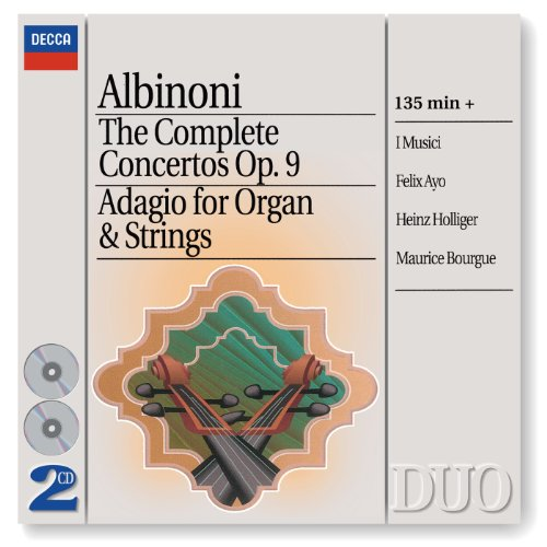Albinoni: Adagio for Strings and Organ in G minor