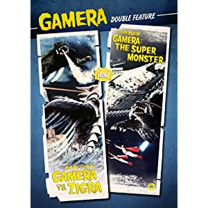 Gamera Double Feature [Import USA Zone 1]