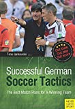 img - for Successful German Soccer Tactics: The Best Match Plans for a Winning Team book / textbook / text book