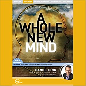 A Whole New Mind (Live) (Audible Audio Edition): Daniel Pink images