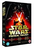Star Wars: The Prequel Trilogy - Episodes I, II & III (6 Sisc Box Set) [DVD]