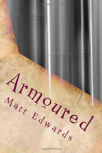 Book: Armoured by Matt Edwards