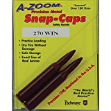 A-Zoom 270 Win Precision Snap Caps (2 Pack)
