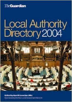 """Guardian"" Local Authority Directory 2004: Amazon.co.uk"
