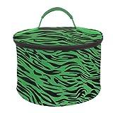 Perri's Zebra Helmet Bag