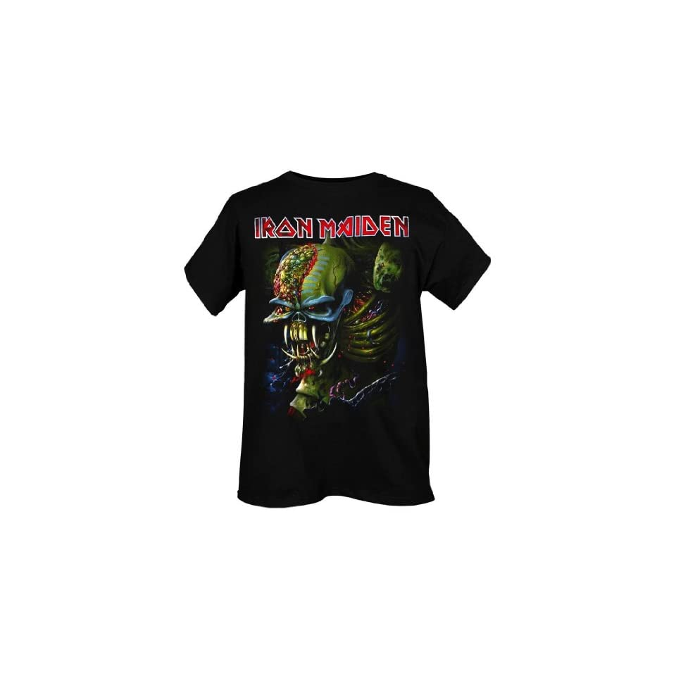 Iron Maiden The Final Frontier Slim Fit T Shirt