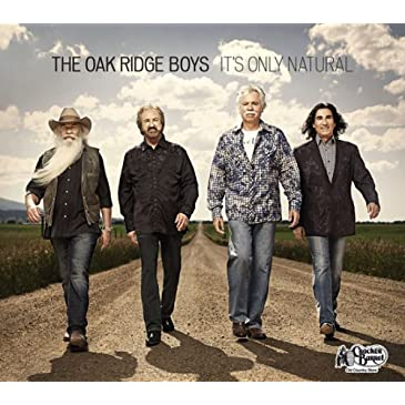 Oak Ridge Boys - It's Only Natural CD