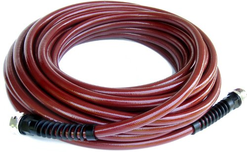 Water Right 100 Foot X 7 16 Inch Polyurethane Lead Safe Ultra Light Slim Garden Hose