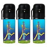 Self Defense Pepper Spray (55ml), Set Of 3
