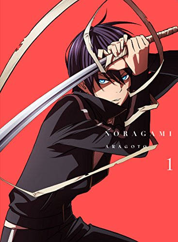 ノラガミ ARAGOTO 1 *初回生産限定版DVD