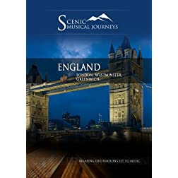 Naxos Scenic Musical Journeys England London, Westminster, Greenwich