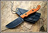Tops Knives Pit Stop 3 Fixed Blade Knife