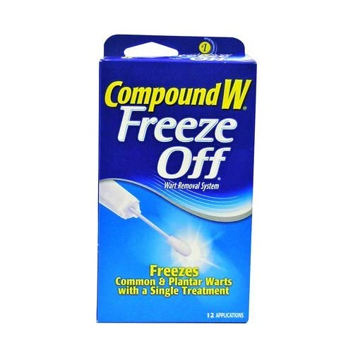 scholl wart freeze instructions