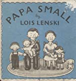 Papa Small (0192795546) by Lenski, Lois
