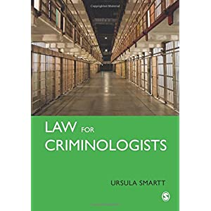 Law for Criminologists: A Practical Guide (Paperback)