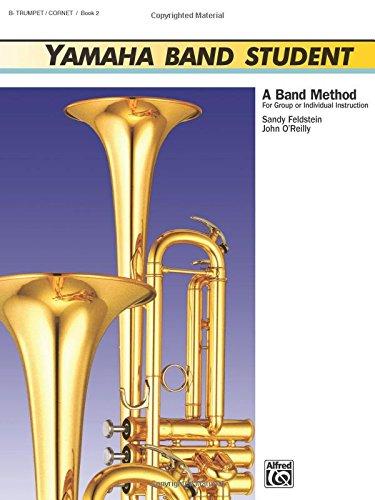 Yamaha Band Student, Book 2: B-Flat Trumpet/Cornet (Yamaha Band Method) PDF