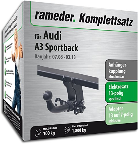 RAMEDER-Komplettsatz-Anhngerkupplung-abnehmbar-13pol-Elektrik-fr-Audi-A3-Sportback-122649-05143-3