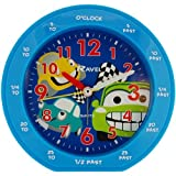 Ravel Rascals Boys - Kids Racing Car Time Teachers Bedside Alarm Clock RC007.06B