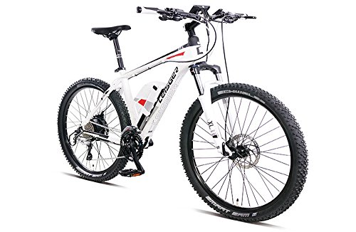 Magnum-Leisger-MD5-Pure-Power-Electric-Bicycle-Electric-Mountain-Bike-350w-WHITE-Free-Gift-16000mAh-Solar-Power-Bank