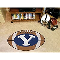 Brigham Young Football Rug 22