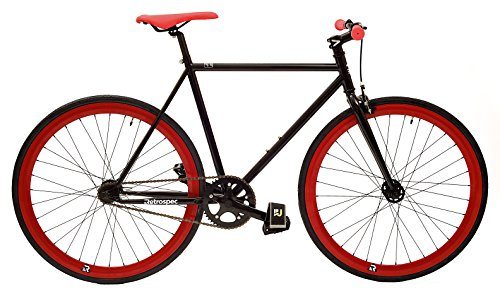 Learn More About Retrospec Bicycles Mantra Fixed-Gear/Single-Speed Wheelset with 700 x 25C Kenda Kwe...