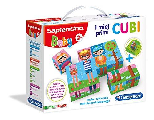 Clementoni 13293 - Sapientino Baby I Miei Primi Cubi