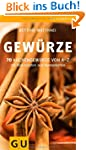 Gew�rze: 70 K�chengew�rze von A-Z.Mit...