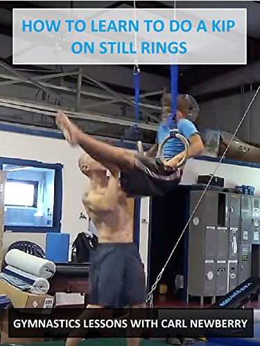 How to Learn to Do a Kip on Still Rings