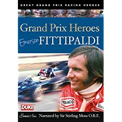 Emerson Fittipaldi Grand Prix Hero