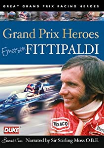 Emerson Fittipaldi Grand Prix Hero