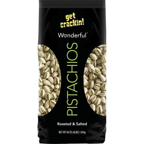 Wonderful Pistachios by Paramount Farms - 3lb. bag