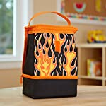 Austin Kids' Insulated Lunch Bag (Flames)