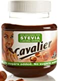 Cavalier Stevia - Haselnusscreme Low Carb (360g)