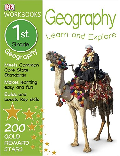 Geography, First Grade (Dk Workbooks)