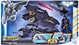 Batman: The Dark Knight Rises - Attack Armour Bat-Pod Vehicle and Figure