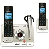 Set de 2 Teléfonos VTech LS6475-3 DECT 6.0  para casa.