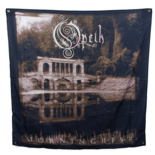 Opeth Morningrise Fabric Poster Flag by Kings Road