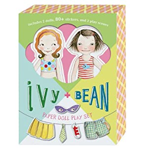 Ivy and Bean Paper Dolls (Ivy & Bean)