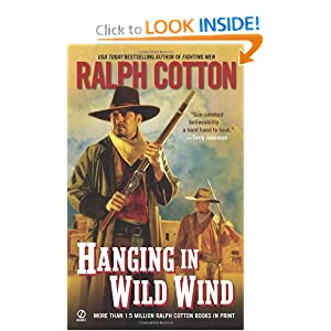 Hanging in Wild Wind (Ralph Cotton Western Series) Ralph Cotton