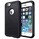 iPhone 6 Case, Cimo [Shockproof] Apple iPhone 6 Case Heavy Duty Shock Absorbing Dual Layer Protection Cover for Apple iPhone 6 (4.7) - Black