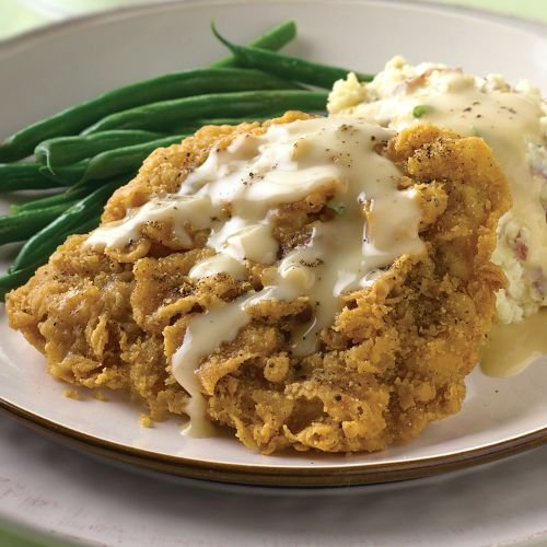 Omaha Steaks 4 (4.5 oz.) Chicken Fried Steaks