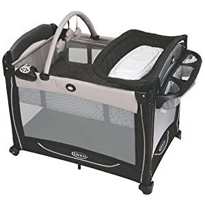 Graco Pack 'n Play Element - Flint