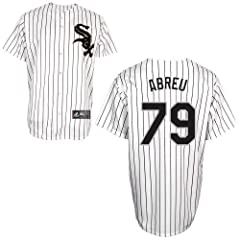 Jose Abreu Chicago White Sox Adult Home Replica Jersey