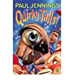 Quirky Tails: More Oddball Stories (0140322302) by Jennings, Paul