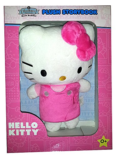 Zoobies Hello Kitty Plush Storybook Character - 1