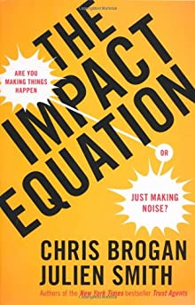 The Impact Equation book cover picture