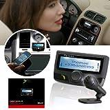 Parrot CK3100 - Kit de coche (LCD, Inalámbrico, Negro)